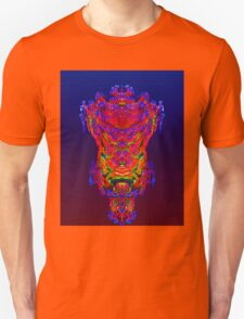 Reflection Abstract Unisex T-Shirt