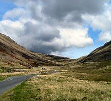 The Lake District UK 1 by patjila