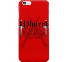 Phury - [ the Black Dagger Brotherhood ] iPhone Case/Skin