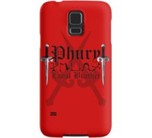 Phury - [ the Black Dagger Brotherhood ] Samsung Galaxy Case/Skin