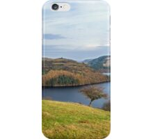 Llyn Brianne Reservoir  iPhone Case/Skin