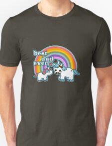 Cute best dad ever geek funny nerd T-Shirt