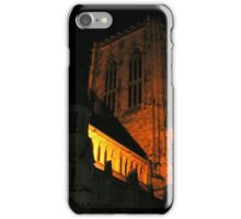 Symphony of dark and light York Minster iPhone Case/Skin
