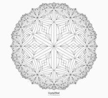 Crystal Bowl by TheMandalaLady