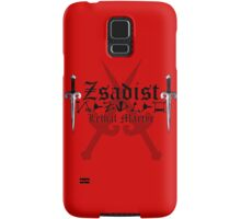 Zsadist - [ the Black Dagger Brotherhood ] Samsung Galaxy Case/Skin