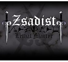 Zsadist - [ the Black Dagger Brotherhood ] Photographic Print