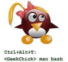 Geek Chick by windu