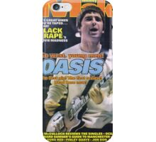 oasis phone cover iPhone Case/Skin