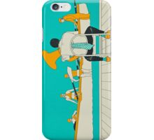 On The Beach - Yellow Shoes iPhone Case/Skin