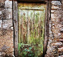 Behind The Green Door... by jean-louis bouzou