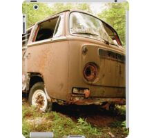 Used & Abused VW Bus iPad Case/Skin