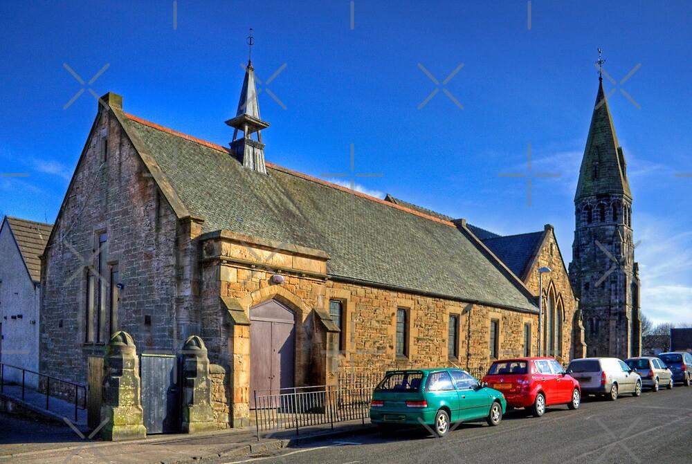 Parish Church, Broxburn by Tom Gomez
