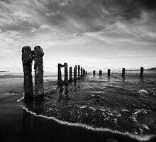 Sandsend Groyne (2) by PaulBradley