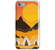 Teepe Landscape iPhone Case/Skin