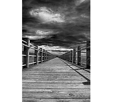 The Vanishing Point Photographic Print