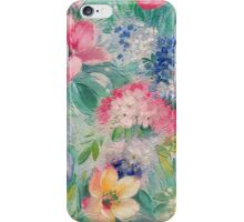 Floral Riot #1 iPhone Case/Skin