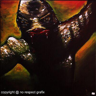 Creature by Dan Harms