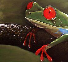 Froggy by Dan Harms