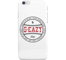 G-Eazy Baseball iPhone Case/Skin