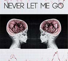 Never let me go by Emmi Eriksson