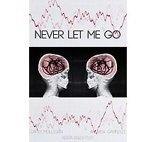Never let me go Photographic Print