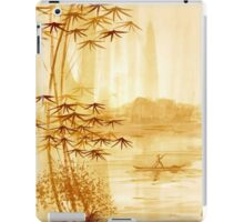 LAKE - landscape art iPad Case/Skin