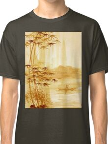 LAKE - landscape art Classic T-Shirt