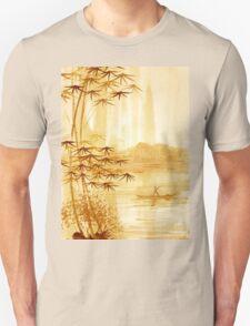 LAKE - landscape art T-Shirt