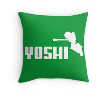 Yoshi Throw Pillow