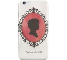 Harry Potter Cameo iPhone Case/Skin