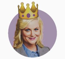 Queen Leslie Knope  by Emmycap