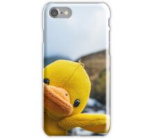 Duck in Snowdonia iPhone Case/Skin