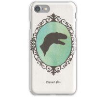 Raptor Cameo iPhone Case/Skin