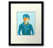 Sanji cpc Framed Print