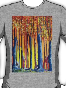 In the shadow of a poplar tree T-Shirt
