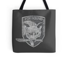 Battle Worn - Fox Hound Special Force Group  Tote Bag
