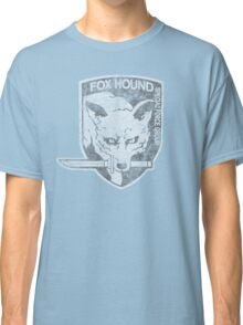Battle Worn - Fox Hound Special Force Group  Classic T-Shirt