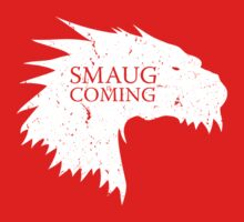 Smaug is coming Baby Tee