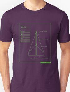 Aeronáutica de oficina T-Shirt
