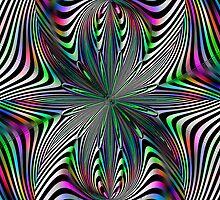 Fractal Tierazon Lines.. by Beatriz  Cruz