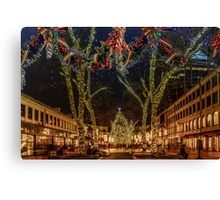 Christmas Wish Canvas Print
