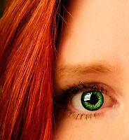 Green Eyes by Gillian  Ford