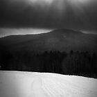 Vermont Landscape by Thomas Lawn