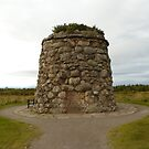 Culloden Memorial  by Vicki Spindler (VHS Photography)