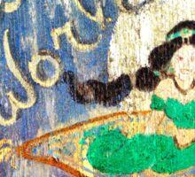 LGBT: Ladies of Aladdin Sticker