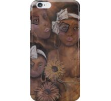 On Broken Wings She Still Flys iPhone Case/Skin