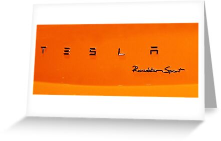 Tesla by brucecasale