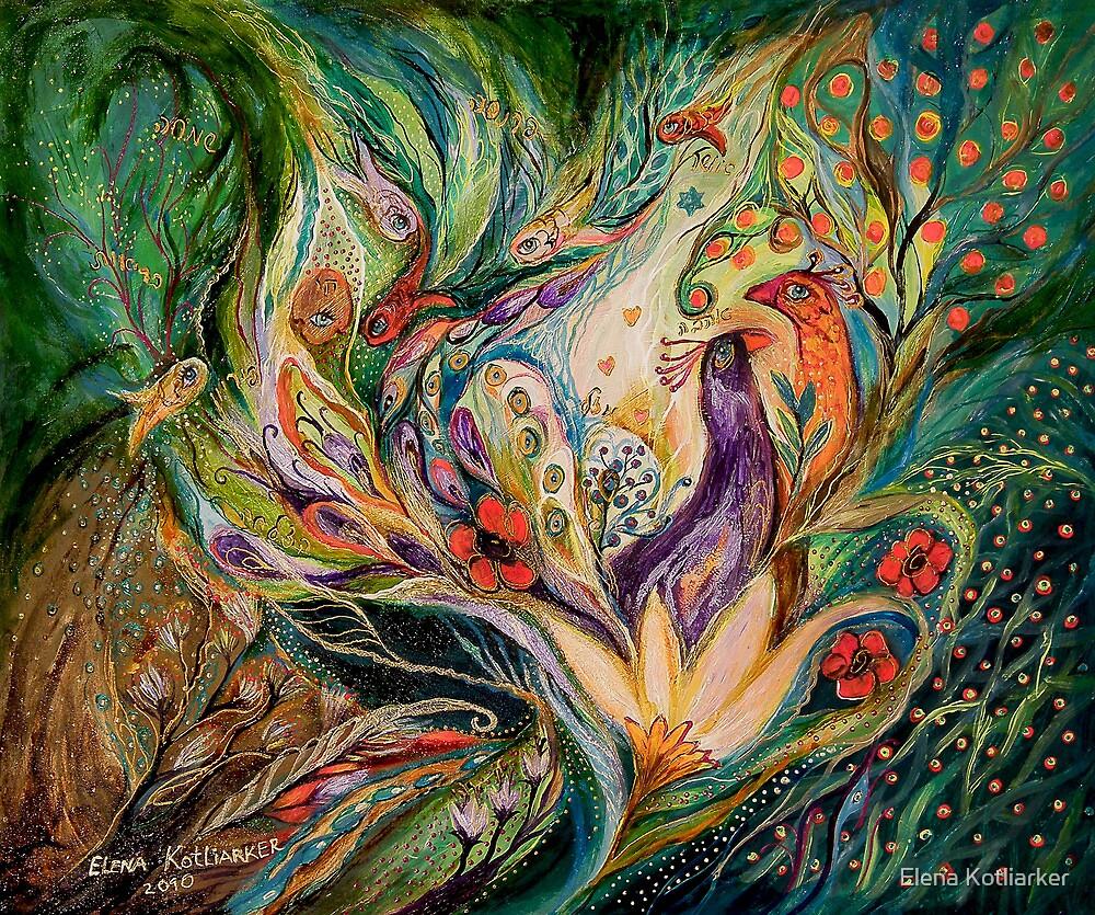 The Glade by Elena Kotliarker