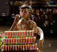 bubble dreams by Dinni H