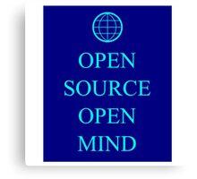 Mind Source Canvas Print